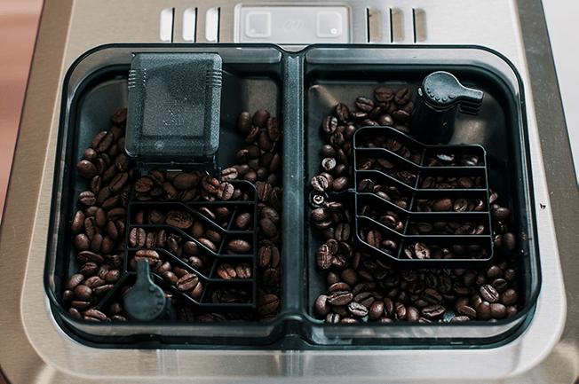 siemens kaffeevollautomat 2 mahlwerke