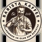 barista kaffee logo