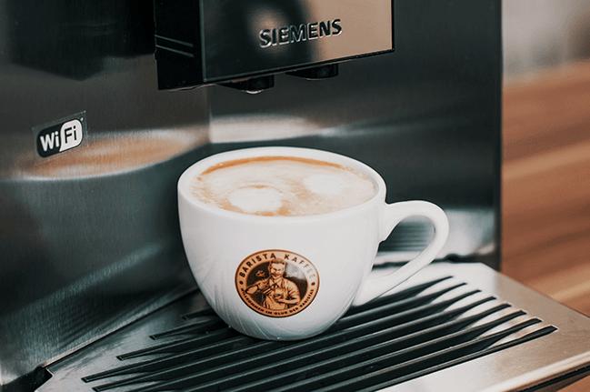 Siemens EQ9 Cappuccino