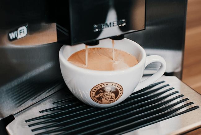 tasse kaffee siemens eq9