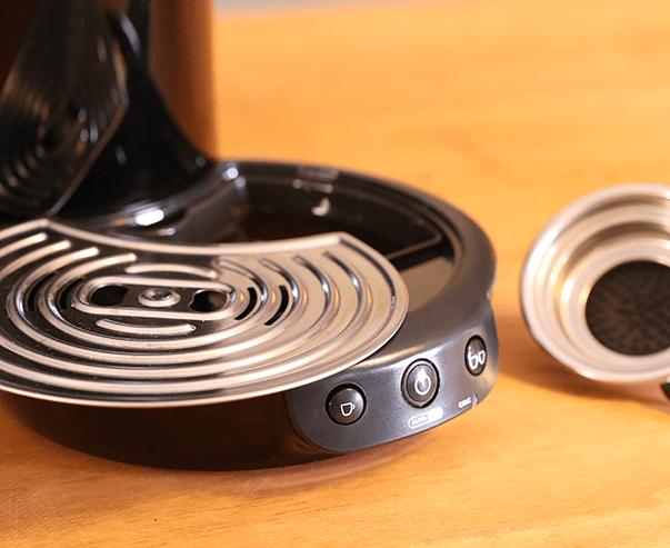 kaffeepadmaschine reinigen