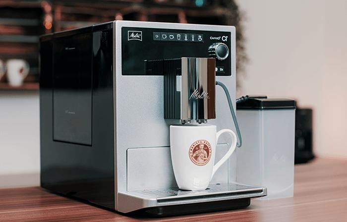 kaffeevollautomat schlauch milch