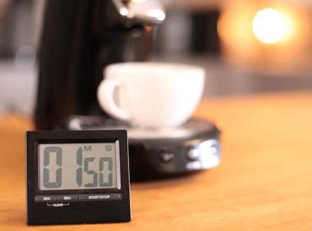 viva cafe zubereitungszeit