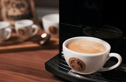 melitta caffeo solo milk kaffee