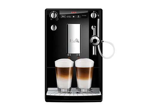 Melitta Caffeo Solo & Perfect Milk Test