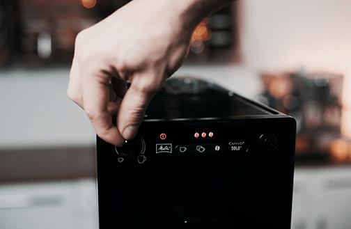 melitta kaffeevollautomat caffeo solo & milk