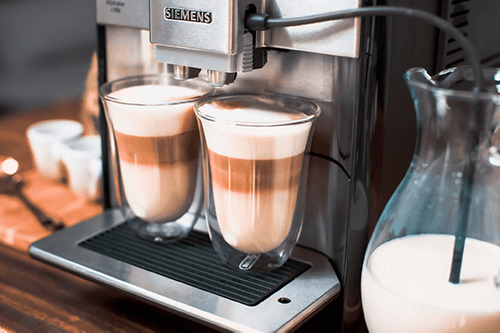 siemens eq 6 plus s700 latte macchiato