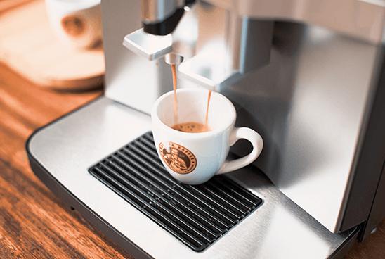 Espresso Siemens Kaffeevollautomat EQ3
