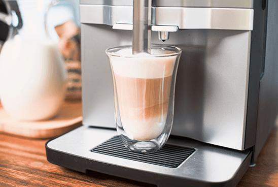 Latte Macchiato Siemens EQ.3