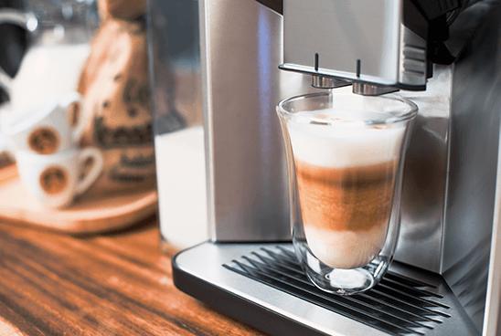 Siemens Kaffeevollautomat Integral Latte Macchiato