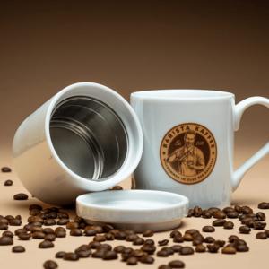 kaffeetassse mit filter