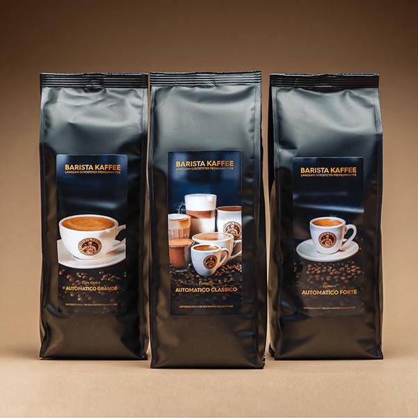 Barista Kaffee Probierset