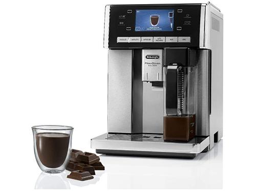 delonghi kaffeevollautomat kakao funktion