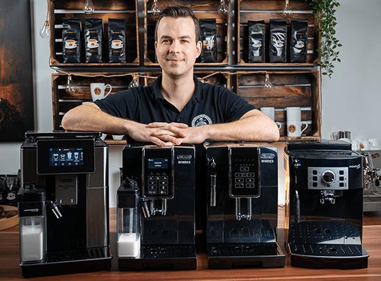 kaffeebohnen shop vollautomat