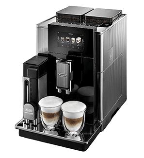 delonghi kaffeevollautomat 2 bohnenfächer