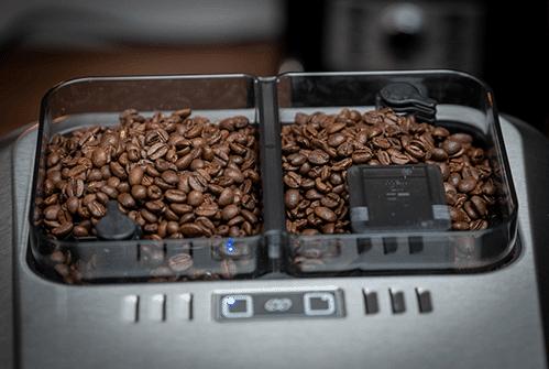 kaffeevollautomat test 2 mahlwerke